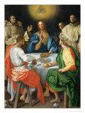 The Supper at Emmaus  1525