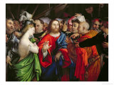 Christ and the Adulteress  c1527-29