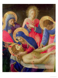 Lamentation over the Dead Christ  1436-41