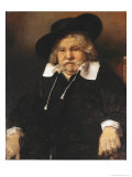 Portrait of an Old Man  1667