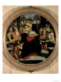 Madonna and Child with Angels and St John the Baptist