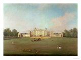 Badminton House  Gloucestershire