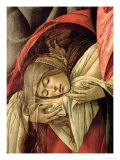 Lamentation over the Dead Christ  Detail of Mary Magdalene  1490-1500