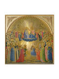 The Coronation of the Virgin  c1440