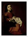 The Childhood of the Virgin  c1660