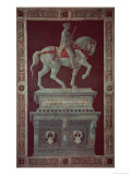 Equestrian Monument of Sir John Hawkwood