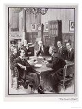 The Veto Conference  from 'The Year 1910: A Record of Notable Achievements and Events'  1910