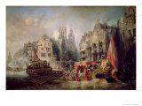 The Arrival of Fernando Alvarez de Toledo  Duke of Alba