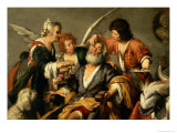 The Healing of Tobit  Early 1630S