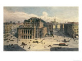 Vienna State Opera House  c1869
