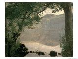 Lake Nemi  1843