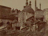 Fort Lucknow After the Indian Mutiny  1857