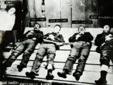 The Dalton Gang Laid Out in Death  Coffeyville  Kansas  5th October 1892