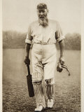 Dr WG Grace at the Oval  1906