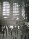 Grand Central Station  New York City  1925