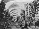 Mummies of Catacomb of Palermo  Italy