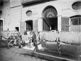 Pasta Drying in the Streets  Naples  1897