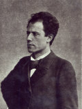Portrait of Gustav Mahler  1897
