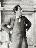 Portrait of Gustav Mahler  1907