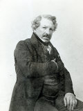 Portrait of Louis-Jacques Daguerre