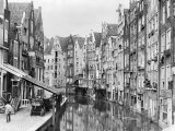Achterburgwal  Amsterdam  Early 20th Century