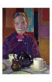 Portrait of Mrs Mounter