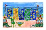 Beach Laundry