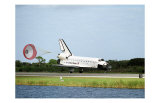 NASA Space Shuttle Landing