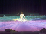 Hala Rislan  a Syrian Opera Singer  Sings at the End of the 10-Day Damascus Theater Festival