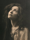 Portrait of the Theatre Actress Emma Gramatica