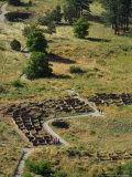 13th Century Tyuonyi Pueblo Ruins
