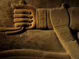 Clasped Hand of the Official Khudu-Khaf in Cemetery near Giza  Old Kingdom  Egypt