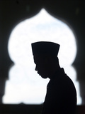 An Acehnese Man Says Ramadan Prayers