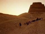 Pyramid of Meidum  Old Kingdom  Egypt