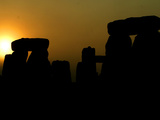 The Summer Solstice Dawn at Stonehenge