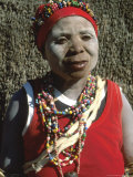 Zulu Woman  South Africa