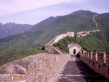 Great Wall of China  Mutianyu  China