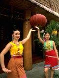 Women in Dai Traditional Costume  China