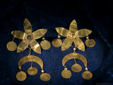 Gold Artifacts From Tillya Tepe Find  Six Tombs of Bactrian Nomads
