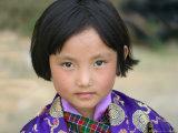 Bhutanese Girl  Wangdi  Bhutan