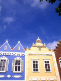Dutch Architecture  Oranjestad  Aruba