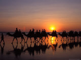 Cable Beach  Broome  Kimberley  Australia