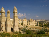 Fairy Chimney Landscapes  Turkey