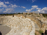 Amphitheatre Ruins  Aphrodisius  Turkey