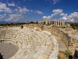 Amphitheatre Ruins  Aphrodisius  Turkey