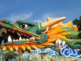 Dragon at Haw Par Villa  Singapore