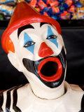 Laughing Clowns Side-Show  Rotorua  Bay of Plenty  North Island  New Zealand