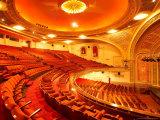 Interior of Regent Theatre  Dunedin  South Island  New Zealand