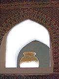 Pottery Inside Tile Museum  Karatay  Turkey