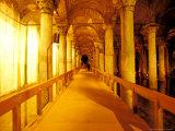 Cistern Basilica  Istanbul